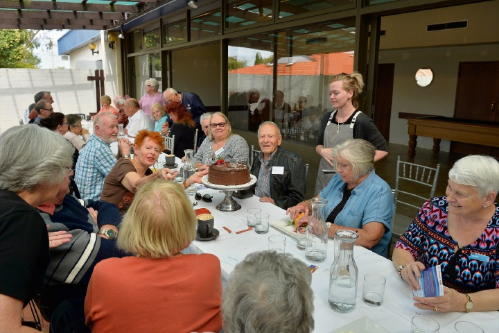 Rockingham cafe for people with dementia