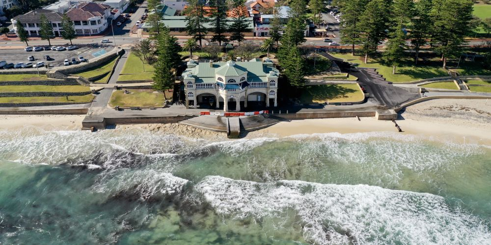 Cottesloe Beach. Photo: Andrew Ritchie