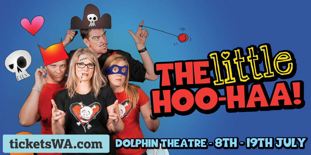 Win tickets to The Little HOO-HAA!