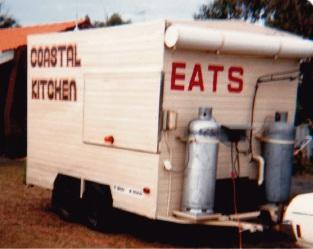 The Eats van: Mandurah's original food truck