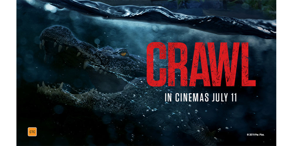Win tickets to Crawl