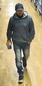 Armed robber strikes at City Beach IGA