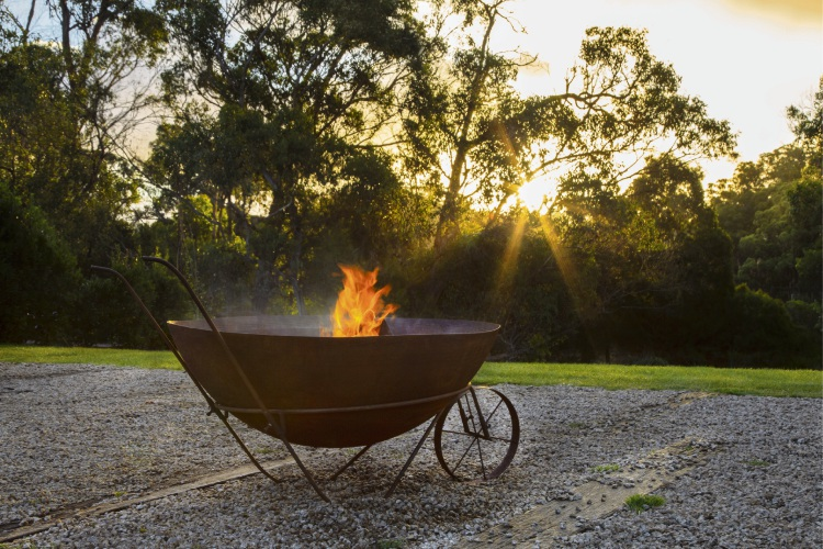 Top five fire pits to heat up your winter