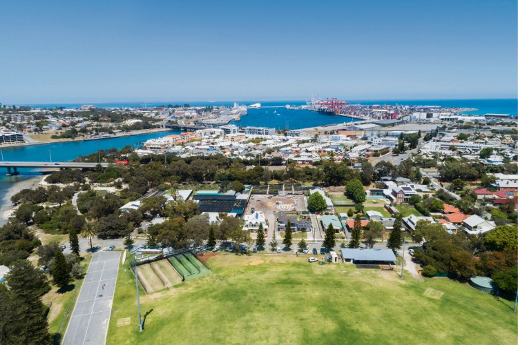 Lots 2, 4 and 5/4 Johannah Street, North Fremantle – From $619,000
