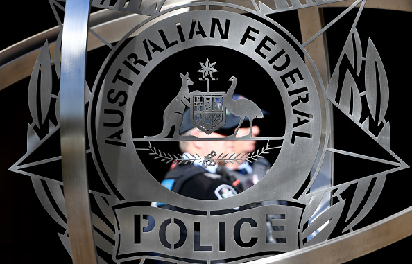 The Australian Federal Police have arrested a man following a tip-off.  Picture: Getty Images