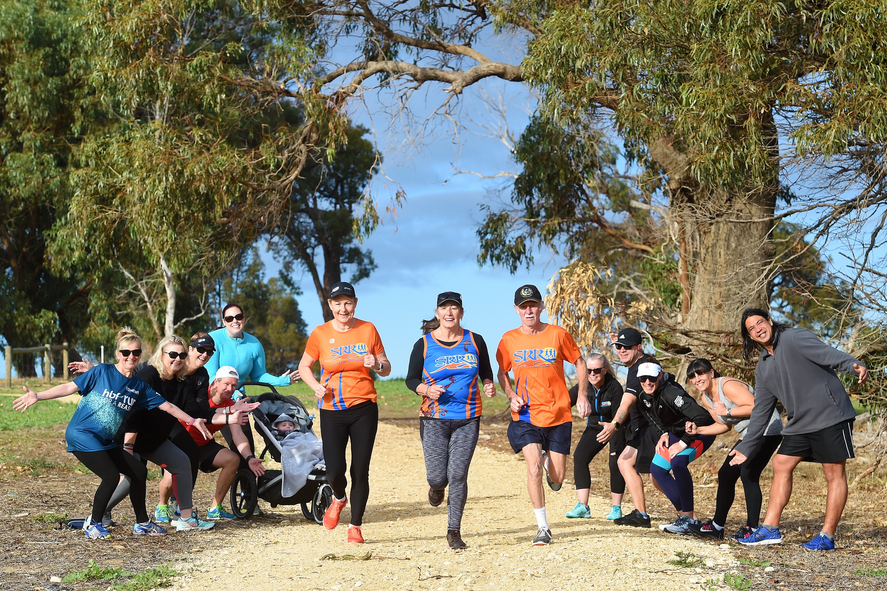Why Perth is crazy for parkrun
