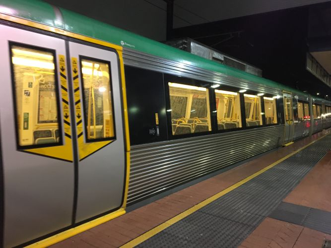 Trains cancelled, delayed across Perth