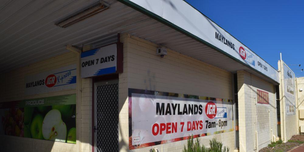 Maylands IGA X-press will close on Saturday.