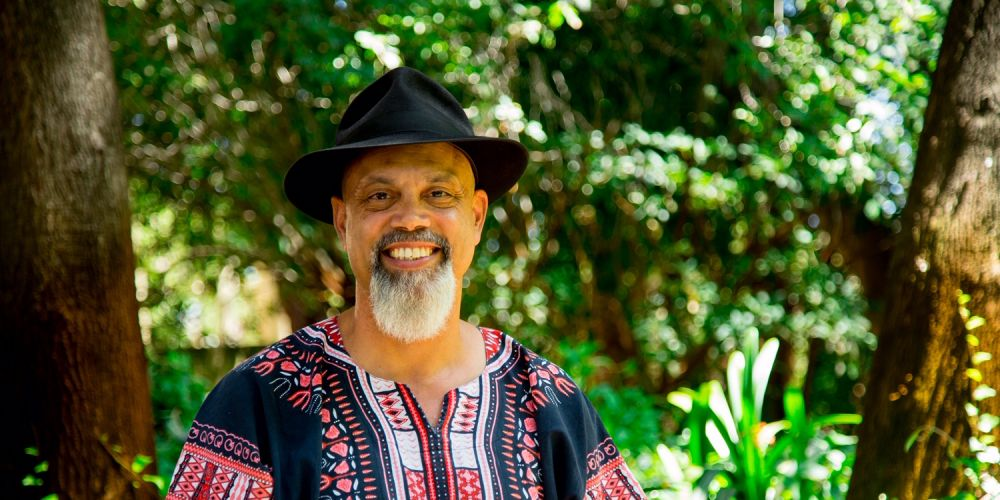 Ron Bradfield Jnr will host an exhibition for Naidoc Week.