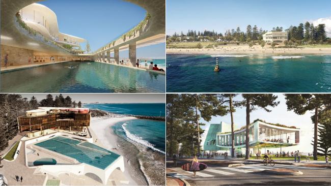 Plans to 'reimagine' Cottesloe beach unveiled