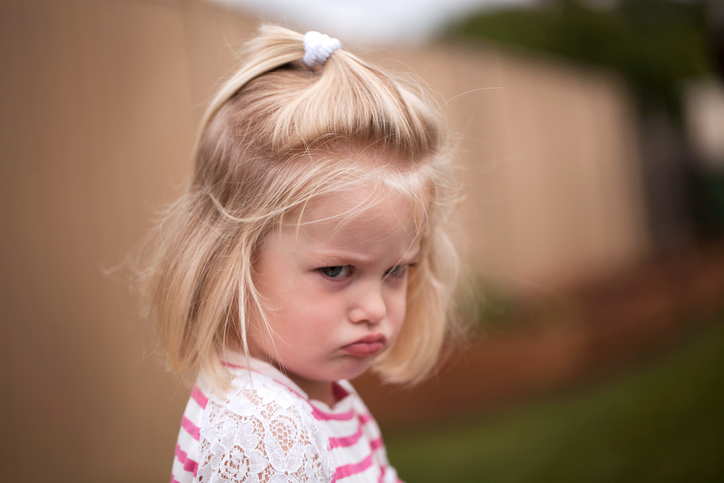 You can just say no to your kids. Picture: iStock