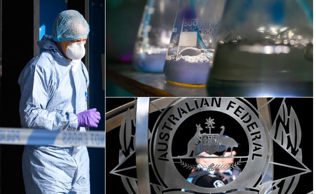 WA Police help bust massive meth shipment