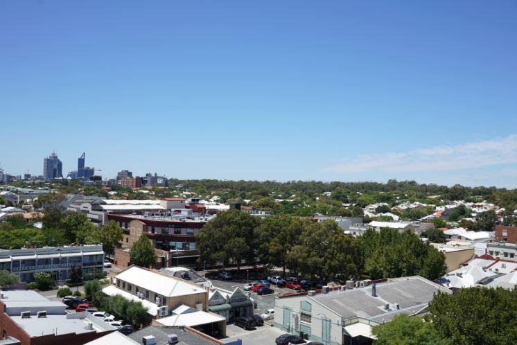 Views to Kings Park