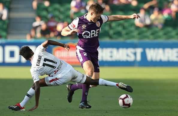 Glory defender eyes United clash