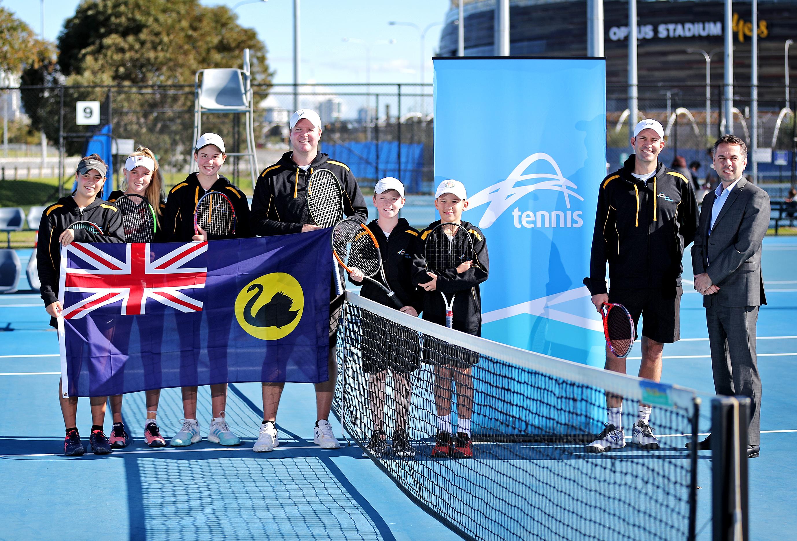 WA juniors claim two tennis championships | Community News Group