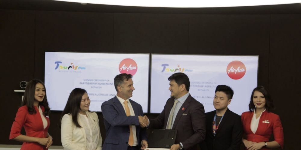 Tourism WA has partnered with Air Asia X to promote WA in Malaysia. Picture: Supplied