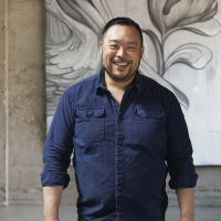 David Chang. Photo: Andrew Bezek