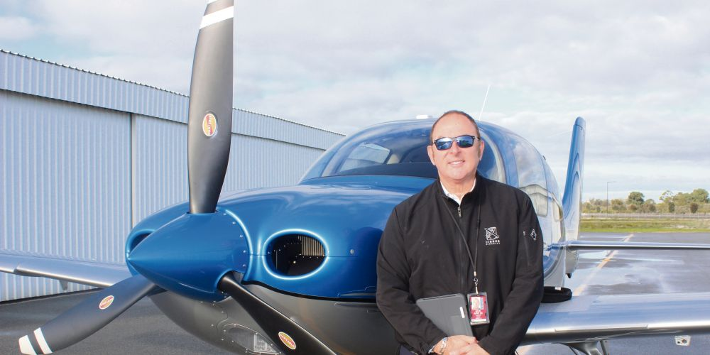 Private plane more than a luxury for Perth's flying doctor
