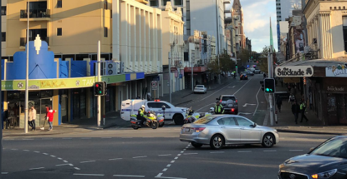 Perth streets reopen after police incident | Community News Group