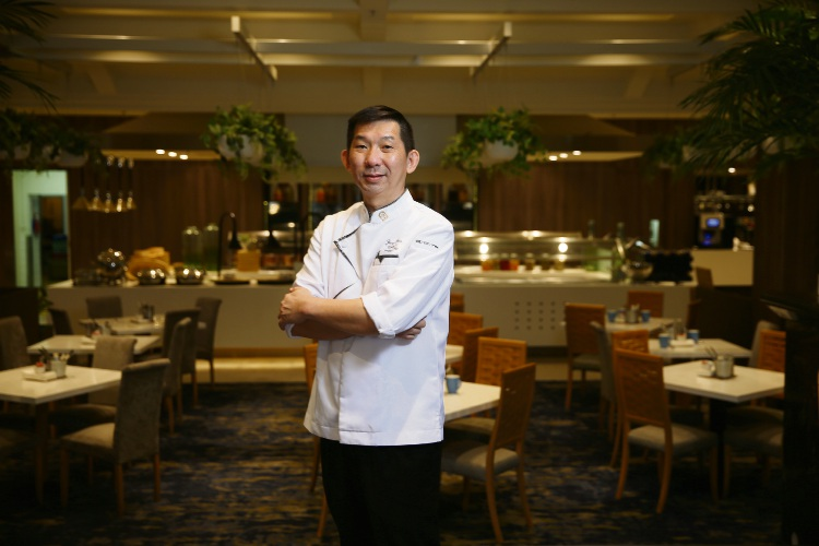 Chef Tony Khoo. Picture Andrew Ritchie d494457