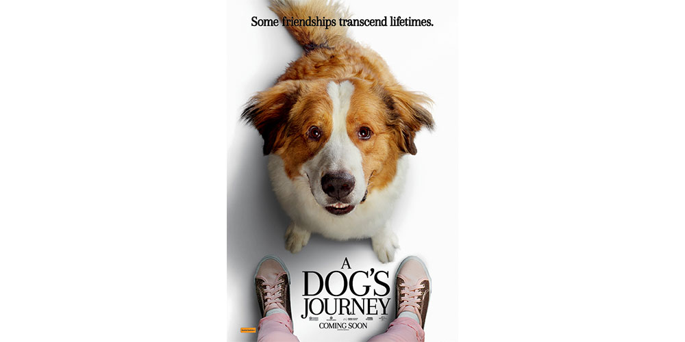 Win tickets to A Dog's Journey
