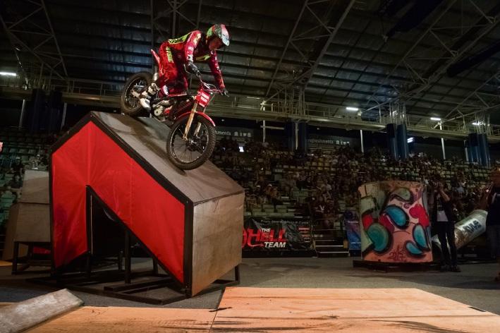 X Trial Championship rides again at HBF Stadium