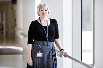 Dr Hannah Seymour.