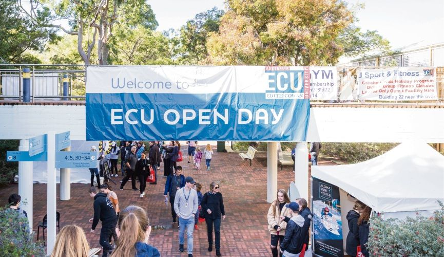 ECU Joondalup will hold an open day on July 28.