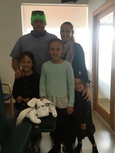 Family urges support for Leukaemia Foundation fundraiser