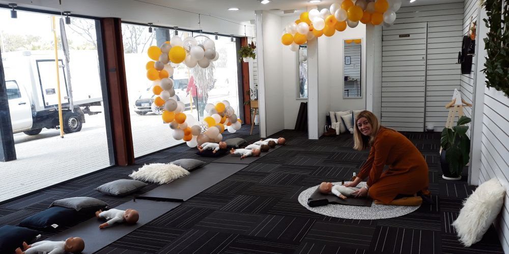 Baby Massage Perth pop-up opens in Hillarys