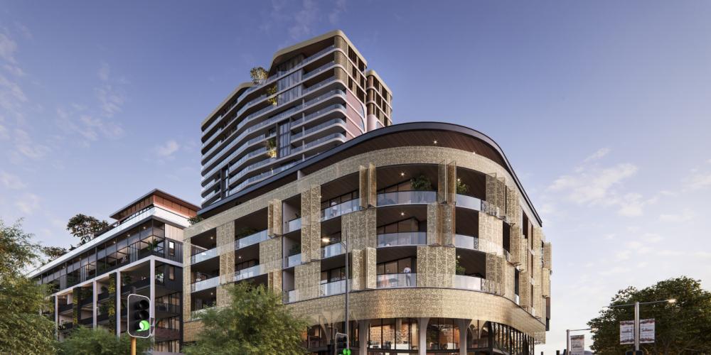 Inside Perth's $17 million penthouse apartment