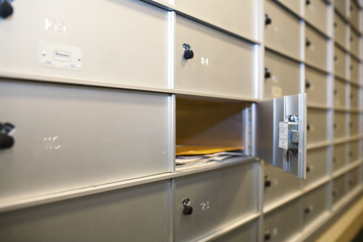 Thieves are targeting letterboxes in high density unit complexes searching for driver's licences and membership cards. Picture: iStock