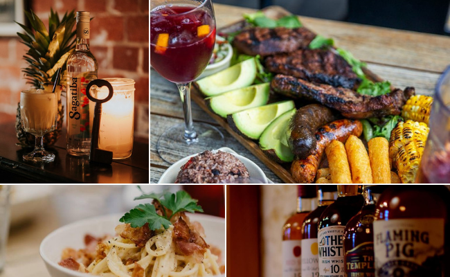 Where to find Perth's best laneway bars and eats