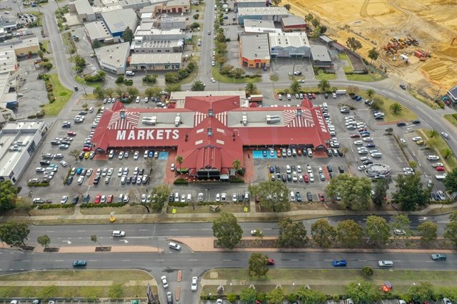 Iconic Perth markets go on sale for $11.9 million