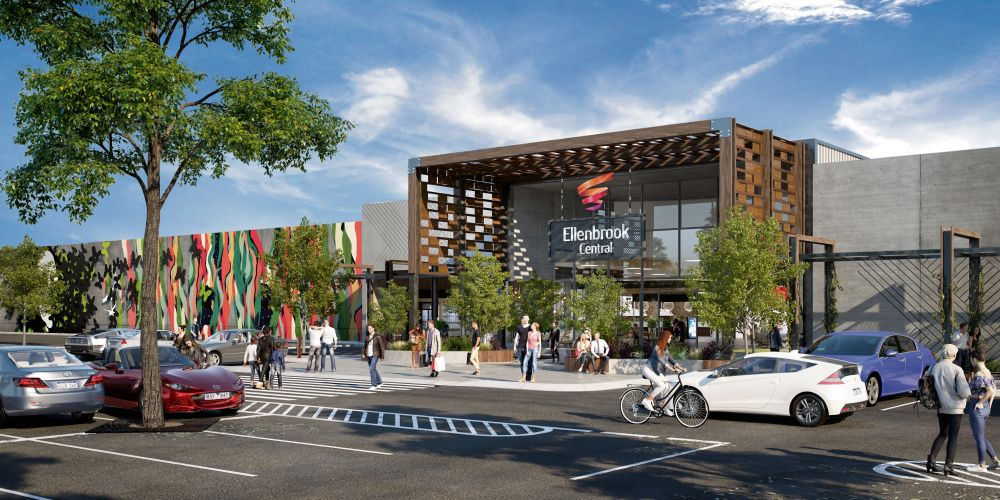Ellenbrook Central in Perth's north-east will undergo a $63 million expansion.
