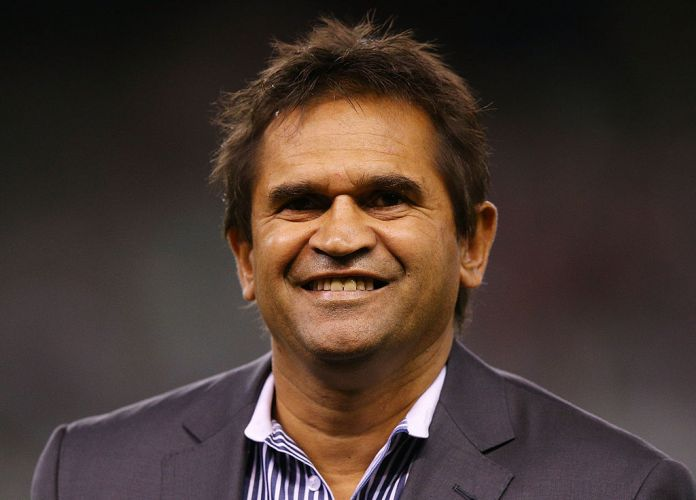 Nicky Winmar. Photo: Getty