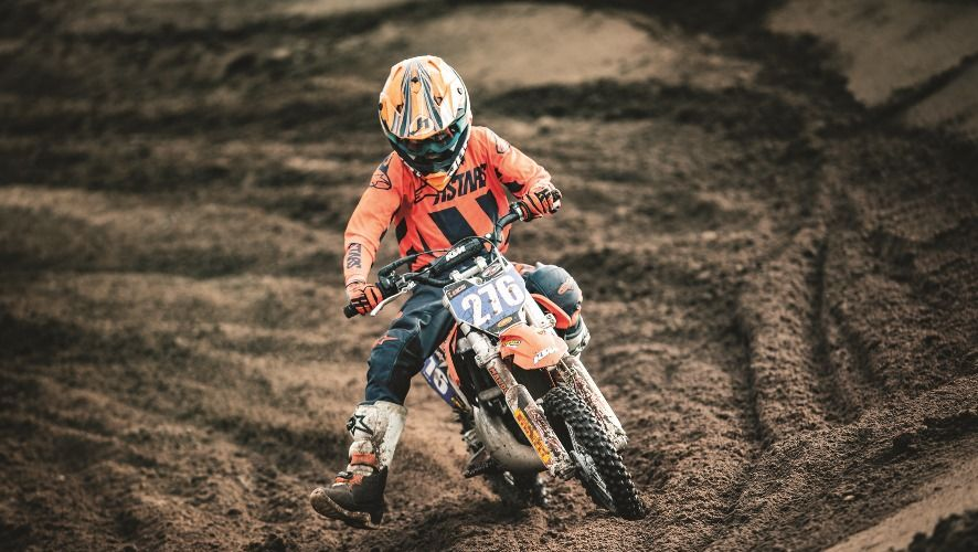 Wanneroo Junior Motocross Club will hold the Kid of the Sand competition August 18. Picture: JF Photography