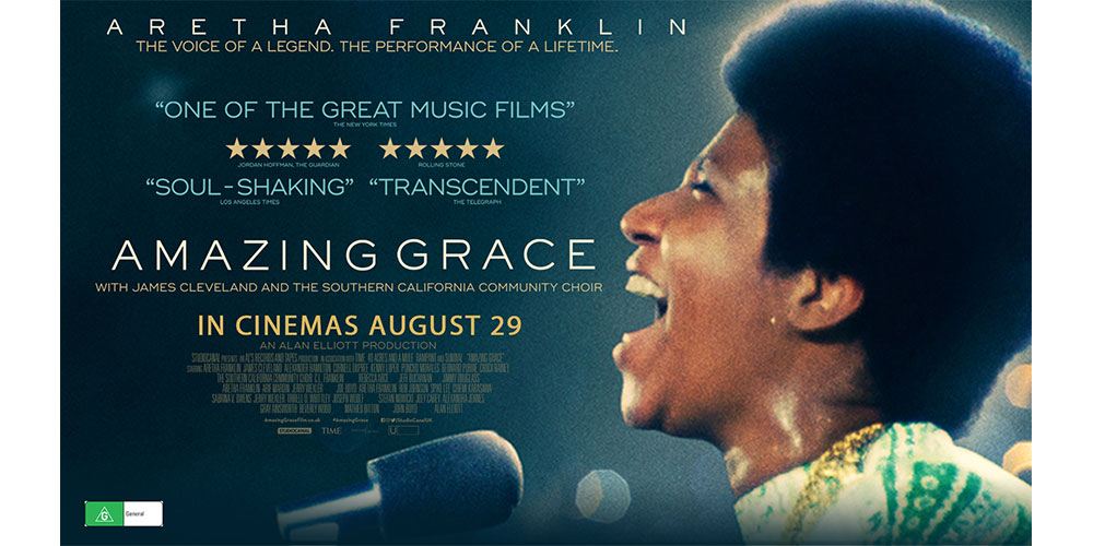 Win tickets to Amazing Grace