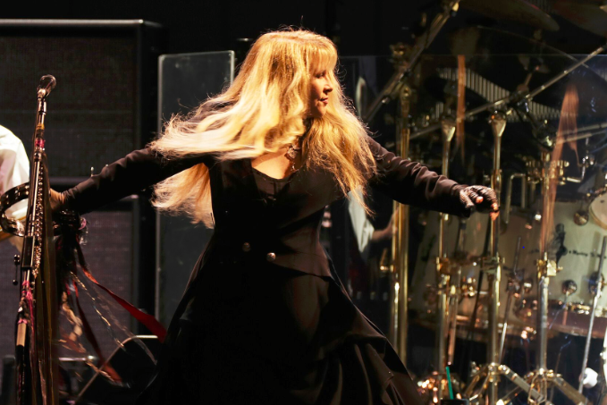 Fleetwood Mac live in Perth. Picture: Andrew Ritchie
