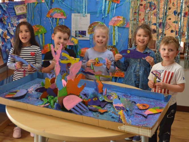 Kindy at Loreto Nedlands gets kids Blossoming