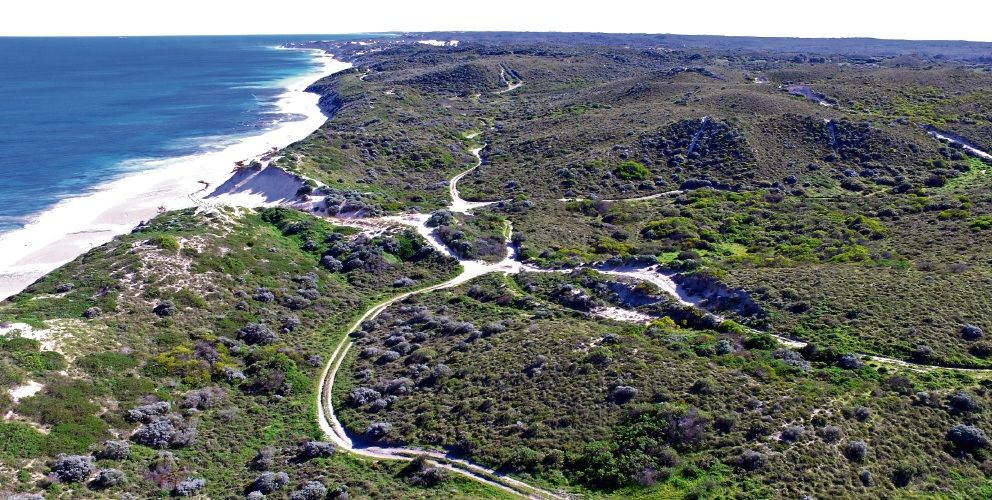 The north Two Rocks plan covers land between Dewars Track and Wilbinga Nature Reserve. Picture: David Baylis www.communitynews.com.au d495054