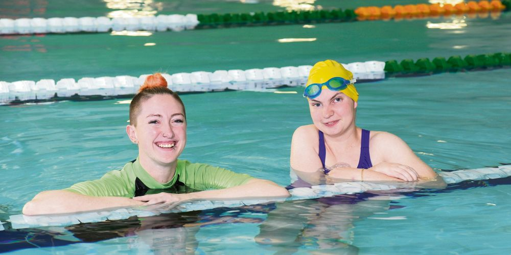 Swimmers welcome return of Dolphin Olympics