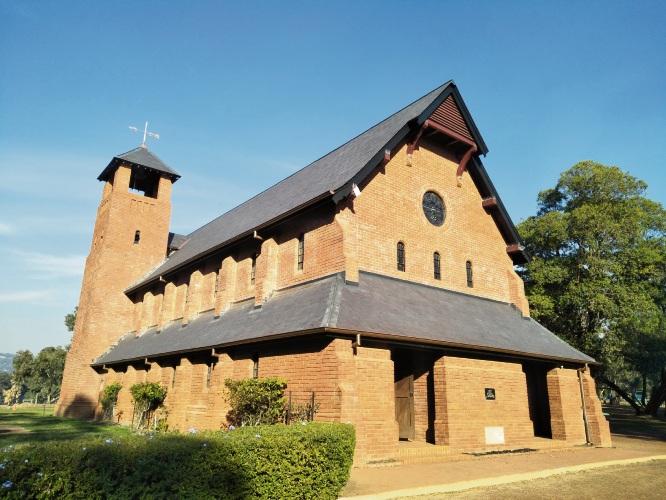 Fairbridge Chapel roof restored