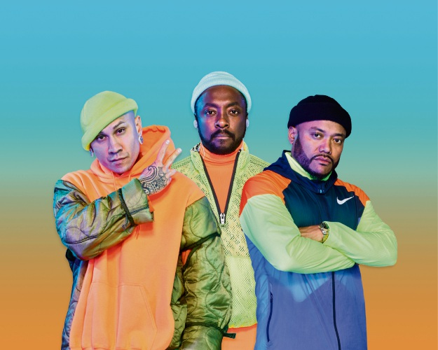 Black Eyed Peas: Taboo, Will.i.am and Apl.de.ap.