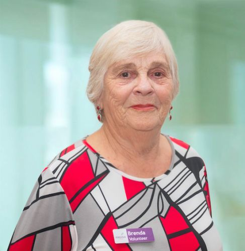 Brenda Dean has been nominated for a volunteer achievement award in the 2019 Anglicare Australia National Awards for Innovation and Excellence.