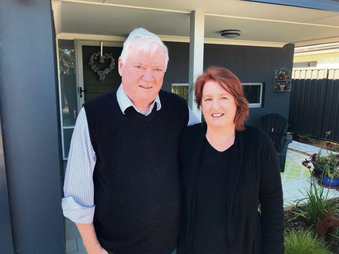Lakelands couple sharing sustainable living