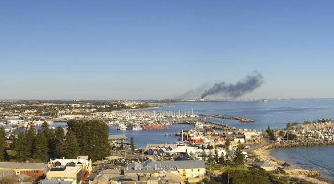Picture: Fremantleports.com.au Harbourcam