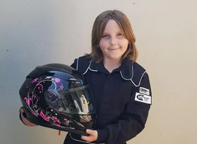 Anita Board died after a horror drag car crash. Picture: Supplied/Facebook