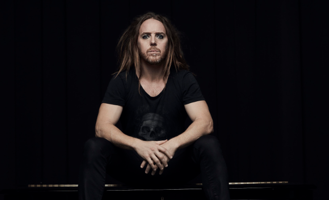 Tim Minchin back again with BACK national tour