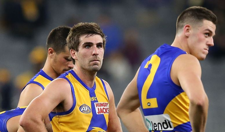 Are Andrew Gaff's premiership hopes gone?